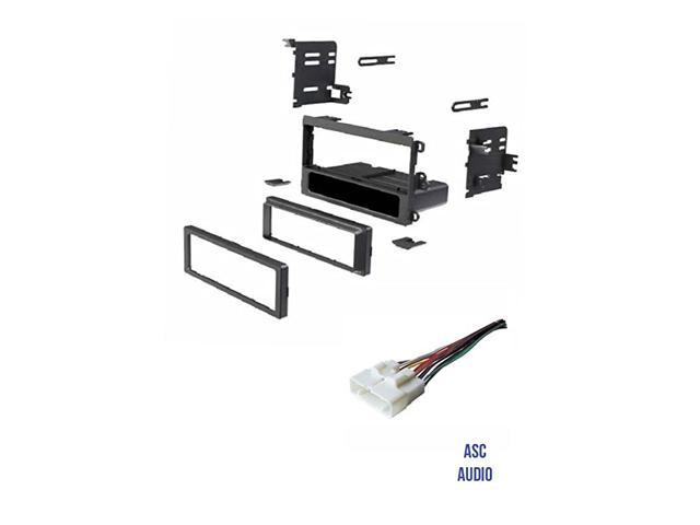 Car Stereo Install Dash Kit and Wire Harness to Install an
