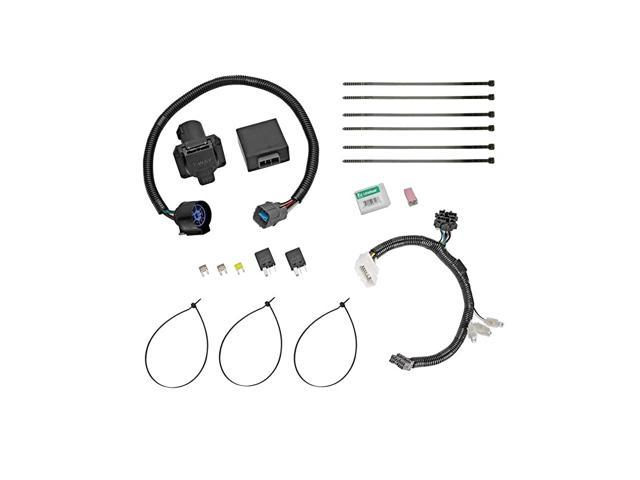 Ready 118265 Trailer Wiring Connector Kit for Honda Pilot