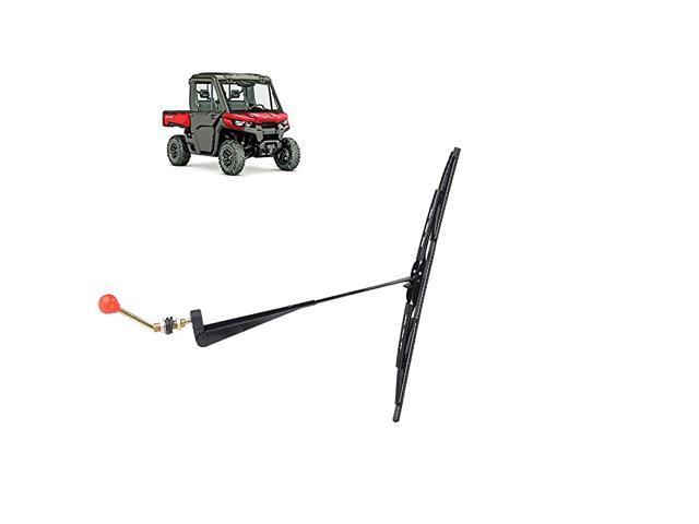 UTV Hand Operated Windshield Wiper 157 Wiper Blades