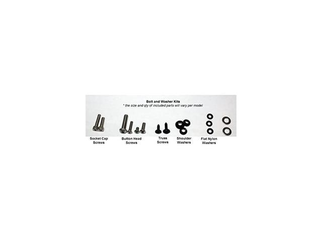 Fairing Bolt Kit Screws Bolts Fasteners Compatible with