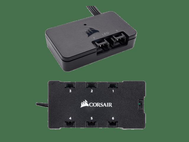 CORSAIR Link Lighting Node PRO + Lightning Node Core Hub RGB - Newegg.com