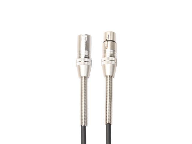 REXLIS 2077 1/ 1.8/ 3M XLR 3 Pin Male to XLR 3 Pin Female