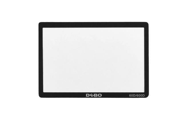 Digital Camera Parts Glass LCD Screen Protector Guard for