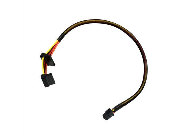 Dell Inspiron 3653 3650 HDD sata power cable, WORKS WITH