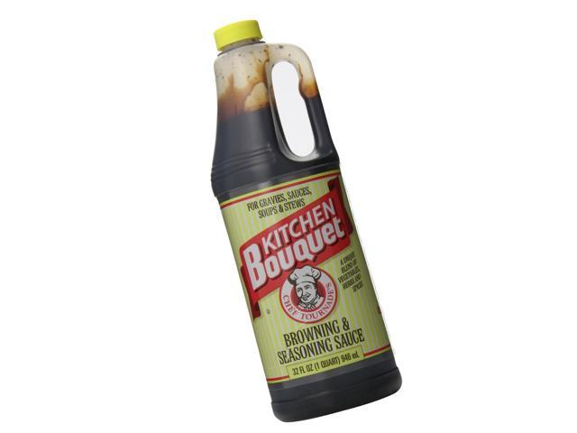 Kitchen Bouquet Browning and Seasoning Sauce 32 Ounce