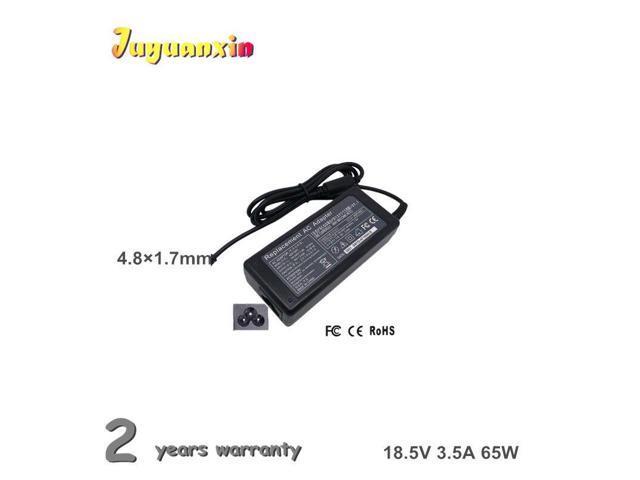 18.5V 3.5A 65W 4.8x1.7mm Laptop Power Supply Notebook AC