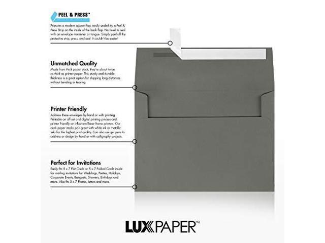 luxpaper a7 invitation envelopes