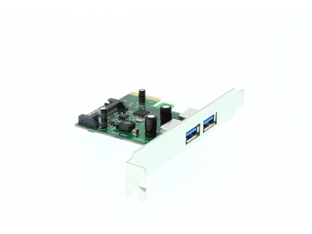 Startech 2 Port Pci Express Pcie Superspeed Usb 3 0