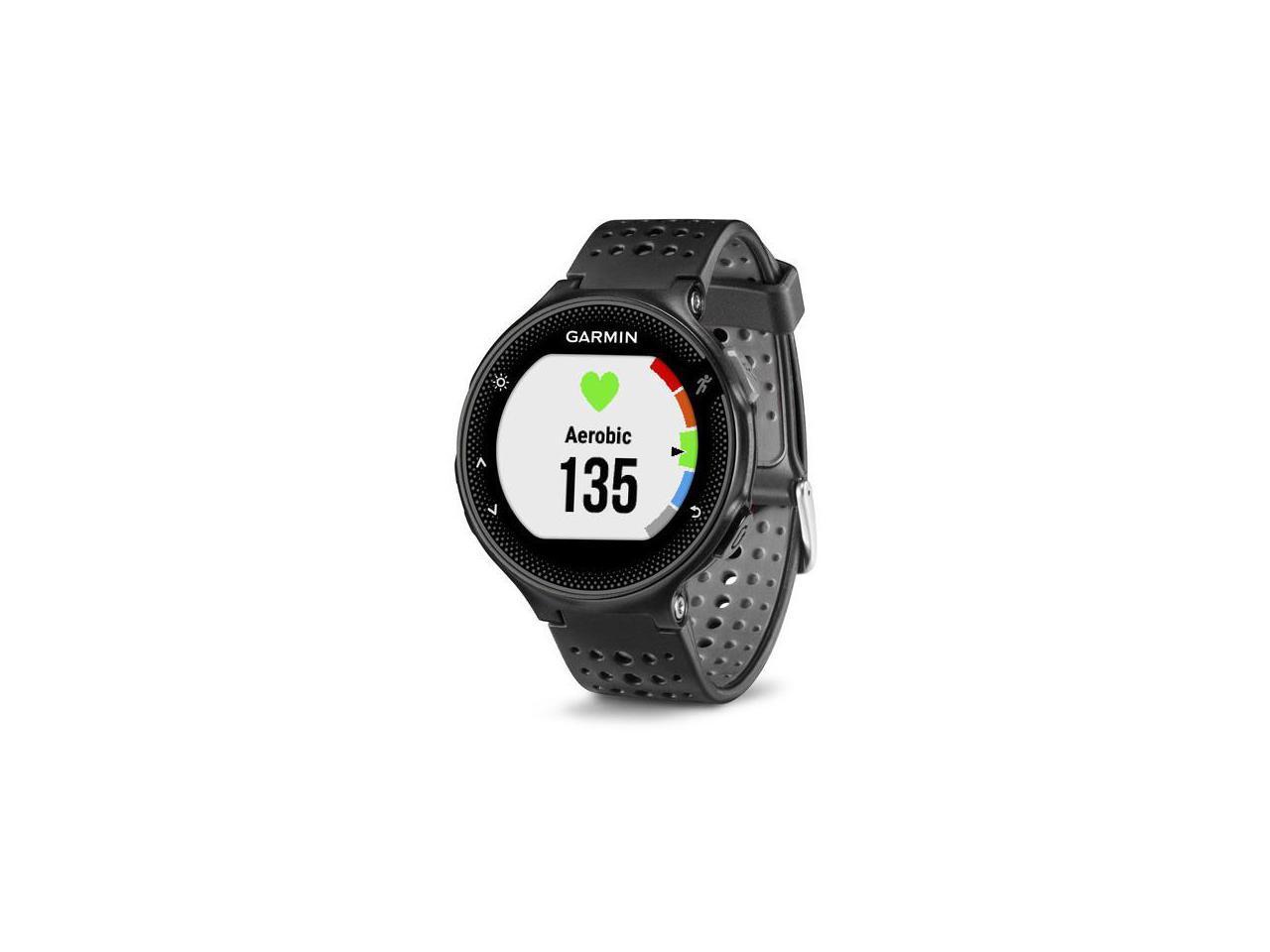 Garmin Forerunner 235 GPS Running Watch & Activity Tracker ...