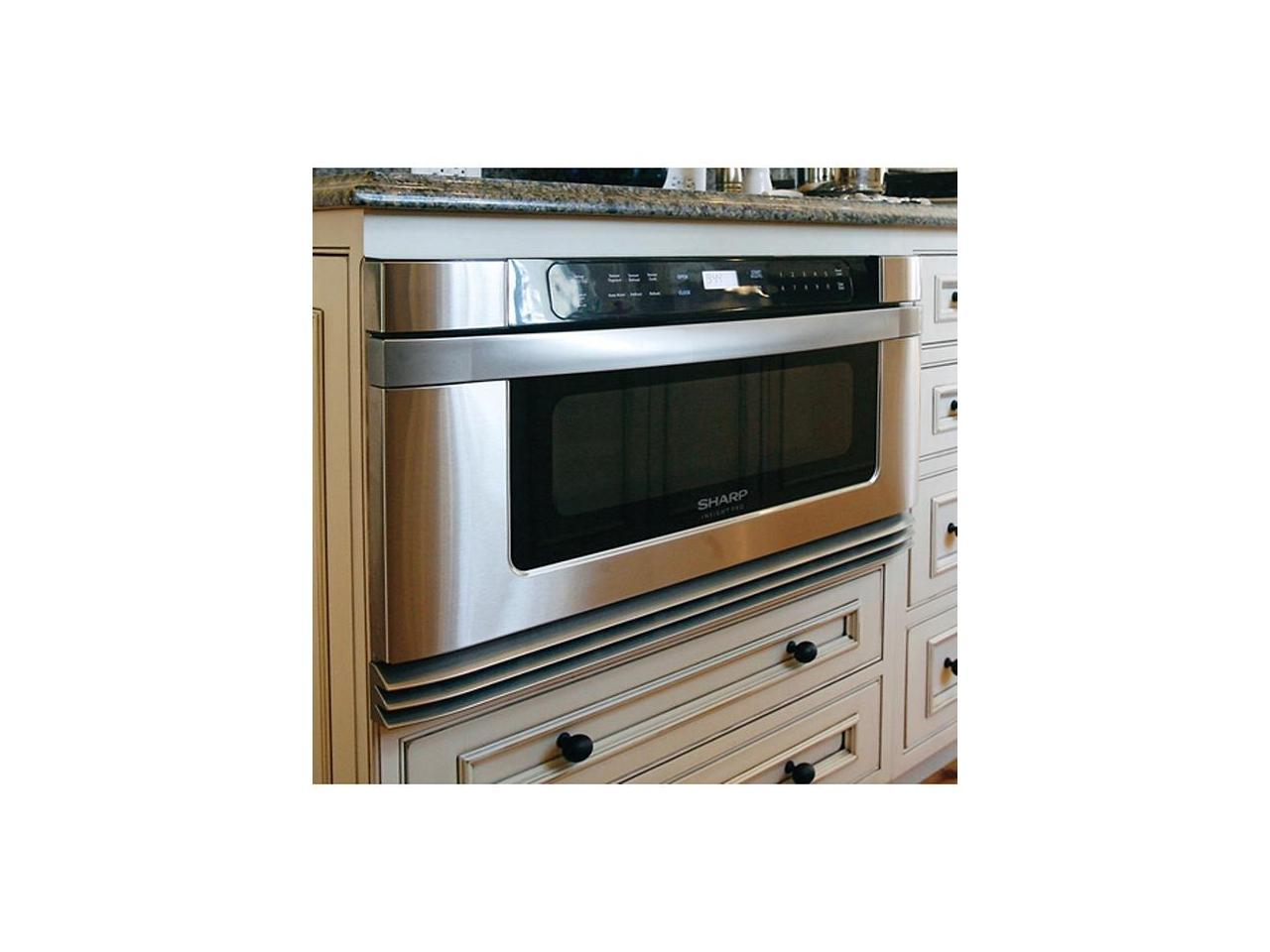sharp kb6524ps 1 2 cu ft stainless