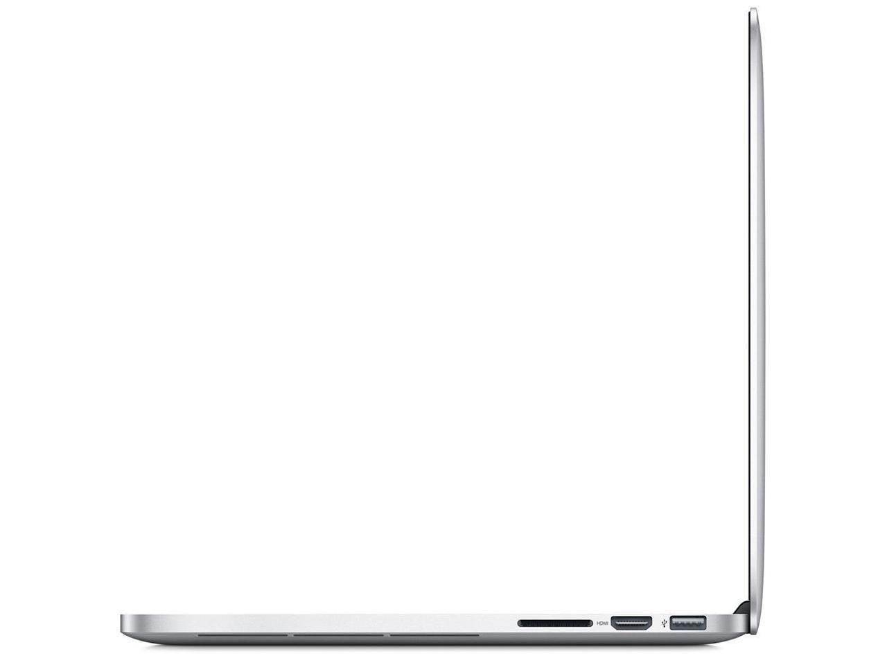 Refurbished: Apple MacBook Pro Retina
