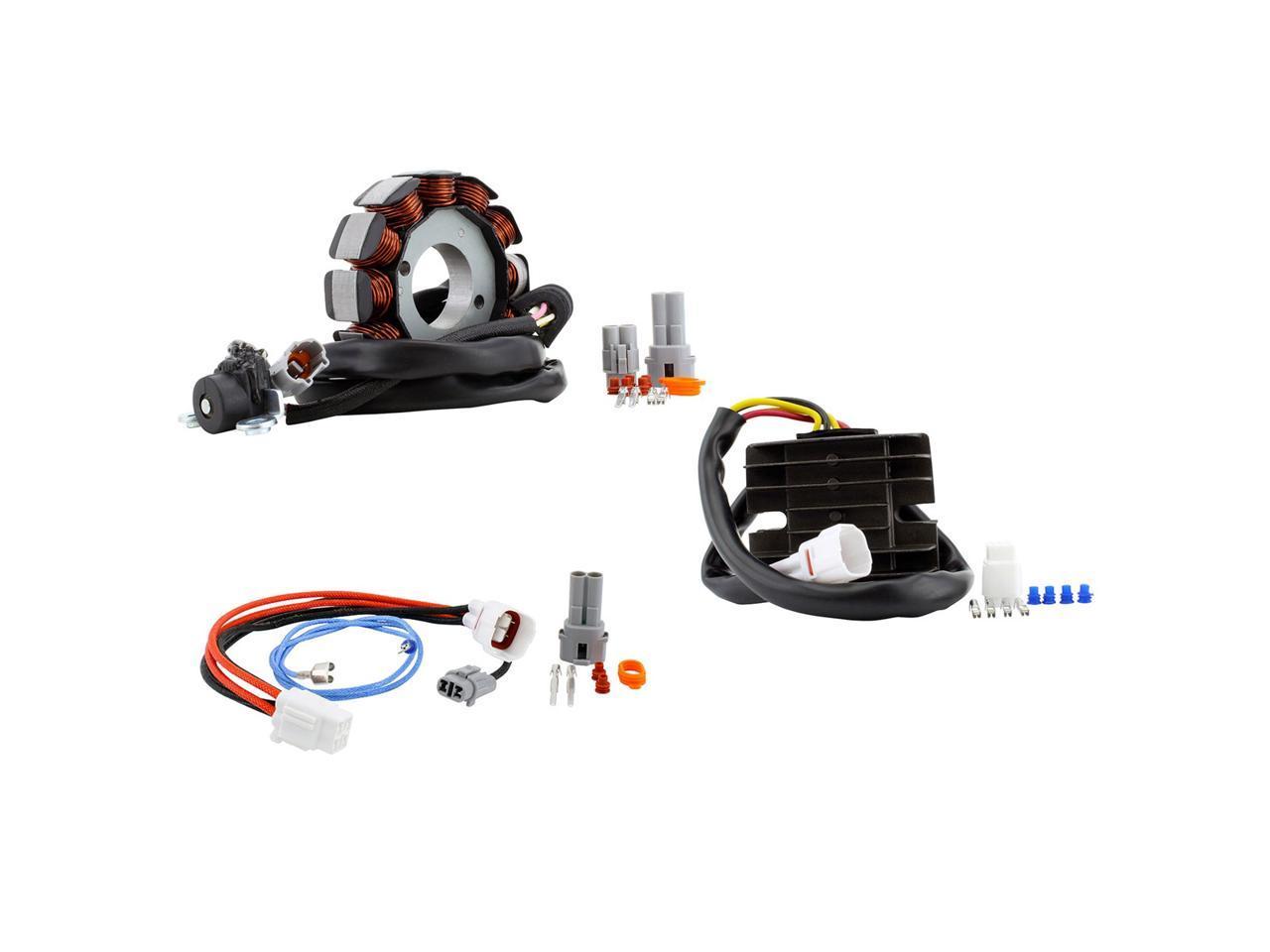 AC to DC Lighting & 140W High Power Stator & Voltage