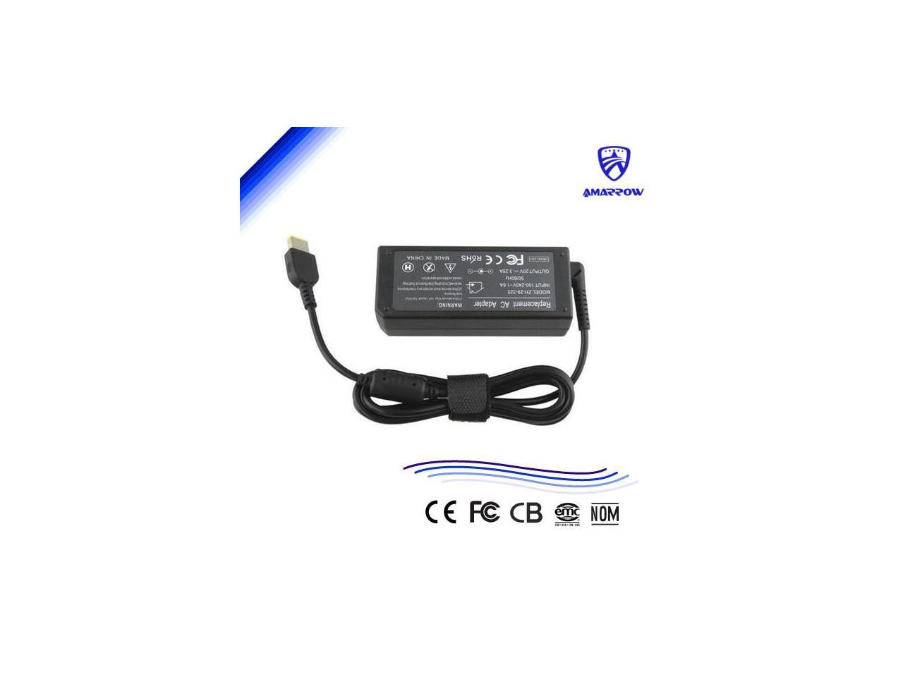 20v 3 25a 65w Ac Adapter Power Supply Charger For Thinkpad