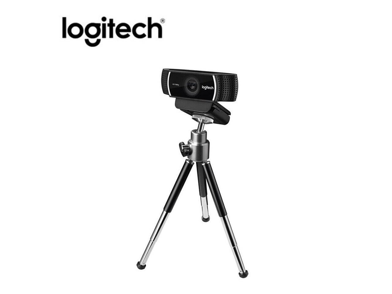 Logitech C922 Pro Autofocus Webcam Built-in Microphone