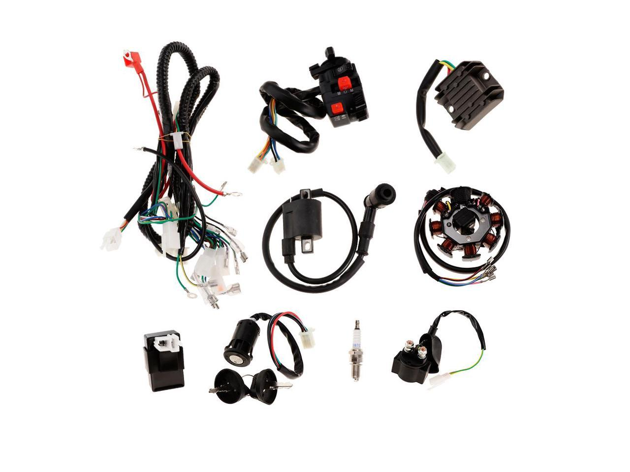 Complete Electrics CDI Coil Wiring Harness for ATV QUAD