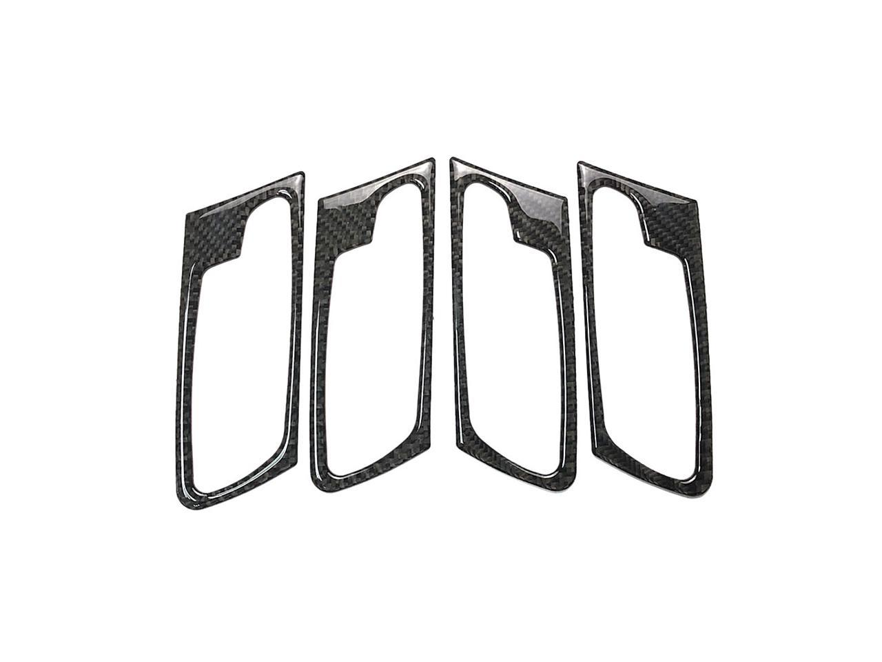 4 Pieces Door Interior Handle Cover Trims for BMW X5 E70