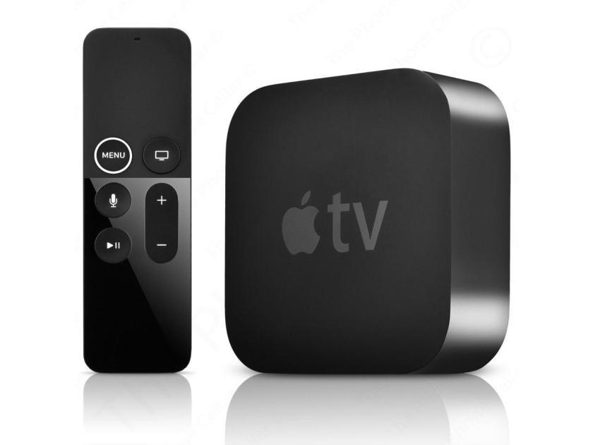 Apple TV 4K 32GB HDR 5th Generation Digital Media Streamer MQD22LL/A - Newegg.com