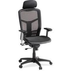 Serie 142 Chair Kiosk Design Toddler Table And Chairs Walmart Office Furniture Computer Desks More Newegg Com Lorell 60324 High Back Mesh