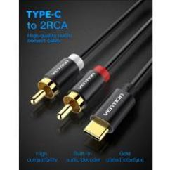 Hdmi To Rca Wiring Diagram 1996 Saturn Sl2 Stereo Usb Cable Newegg Com Type C 2 Audio 2rca Jack Line