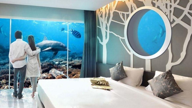 Prvn Skute Podvodn Hotel Vznikne Na Florid