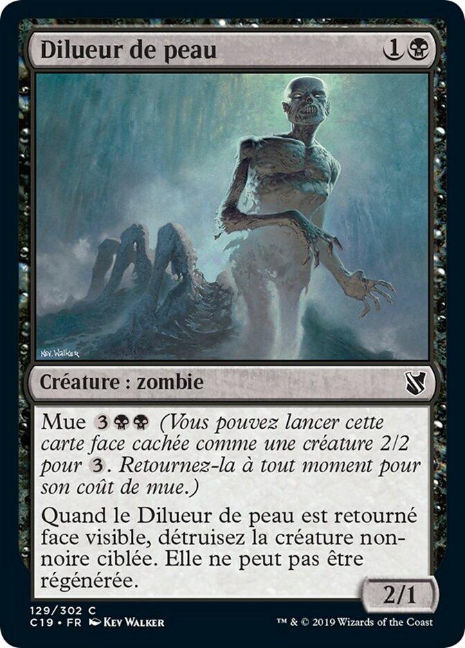 La Noire Ne Se Lance Pas : noire, lance, Dilueur, (Skinthinner), Commander, (C19), Scryfall, Magic:, Gathering, Search