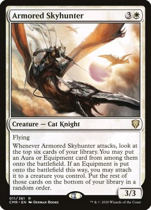 Armored Skyhunter (CMR)