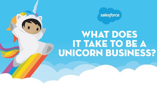 Salesforce Blog Common Traits Of A Unicorn Business Salesforce Blog