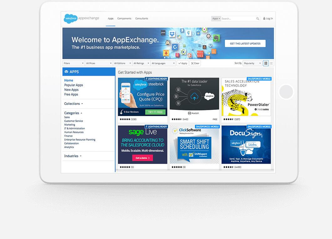 Salesforce Appexchange Security Review - Desain Terbaru