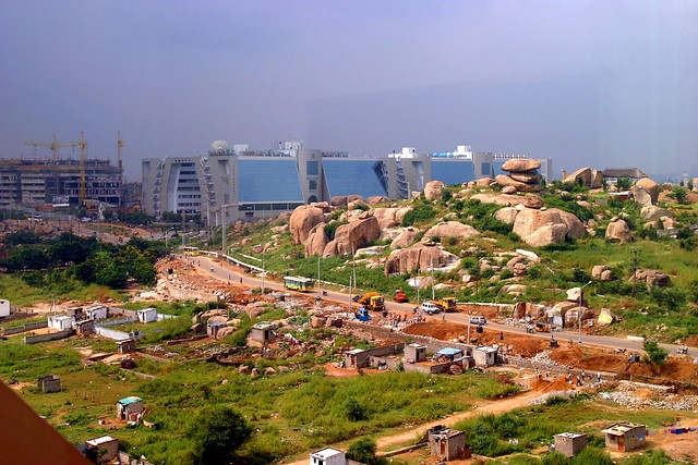 Hyderabad India  Microsoft Offices  Picture taken from th  Flickr