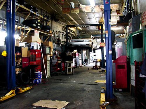 Mechanic Shop  Tomas  Flickr