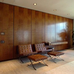 Mies Van Der Rohe Barcelona Chair Desk Mats For Laminate Floors | Rohe's Chairs … Flickr