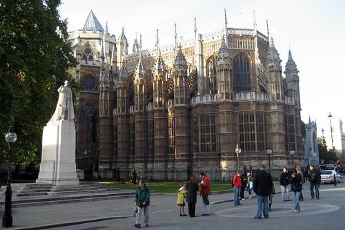 UK  London  Westminster Westminster Abbey  Henry VII L