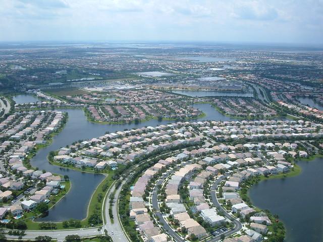Urban Sprawl  South Florida  Explore Guilleinmiami's