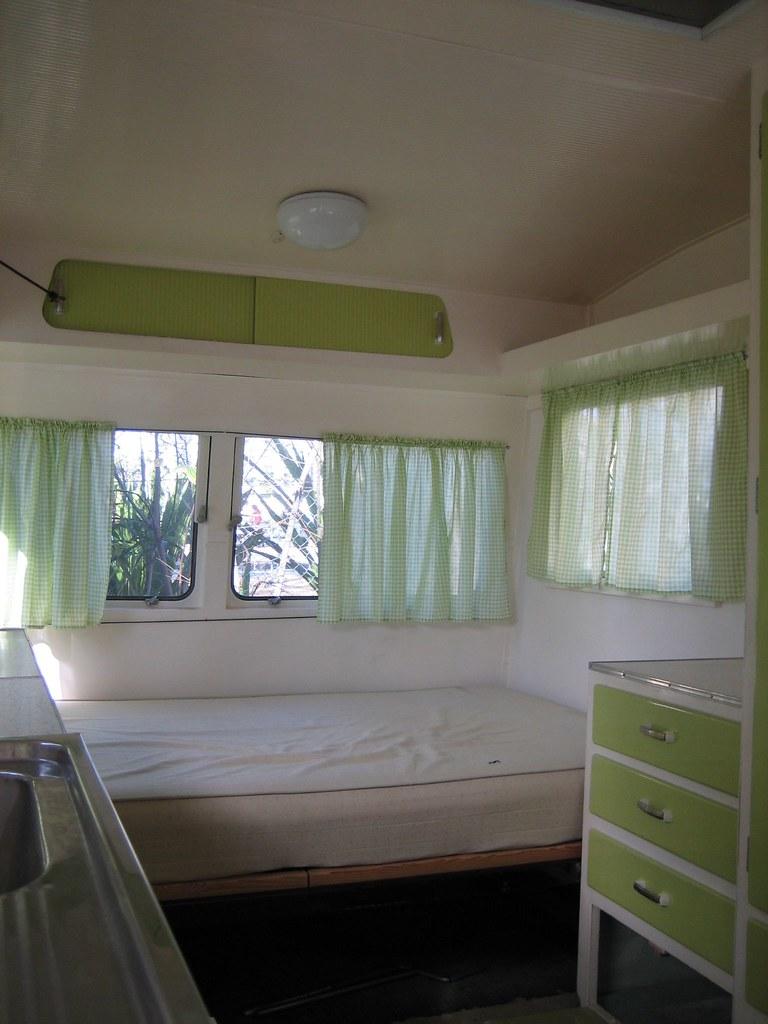 caravan interior pre renovation  MCA good vibrations  Flickr