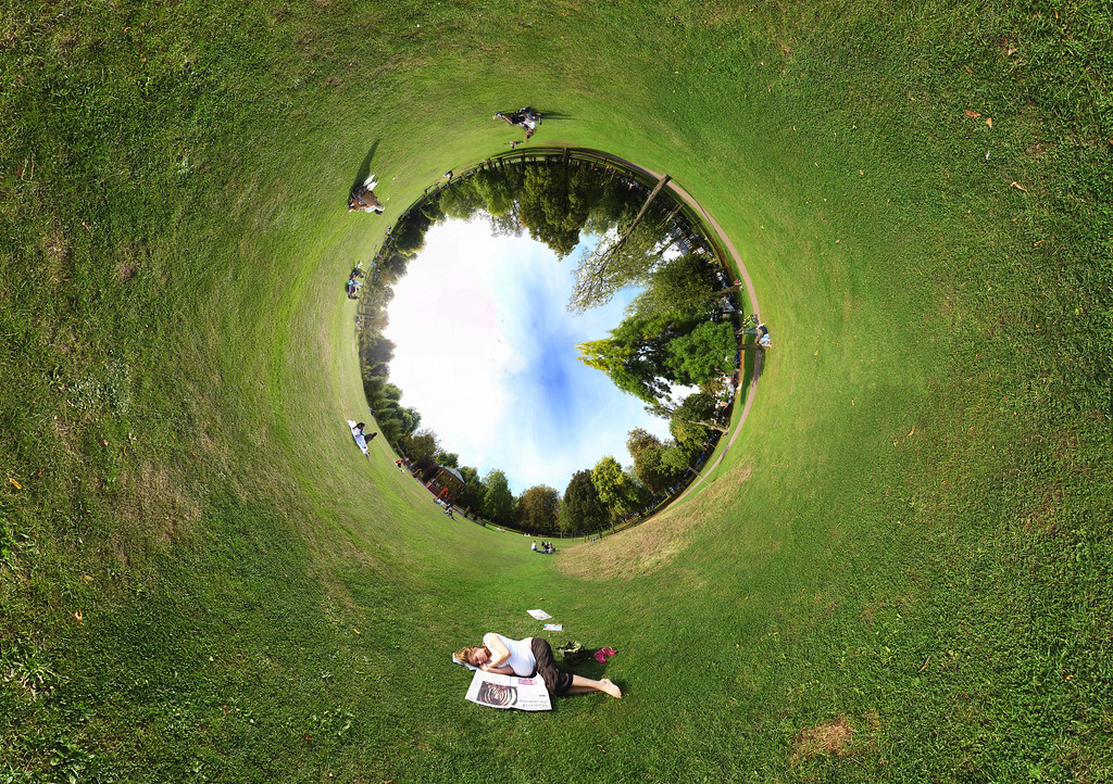Queens Park 360 Panorama Inside Out This Is A 360