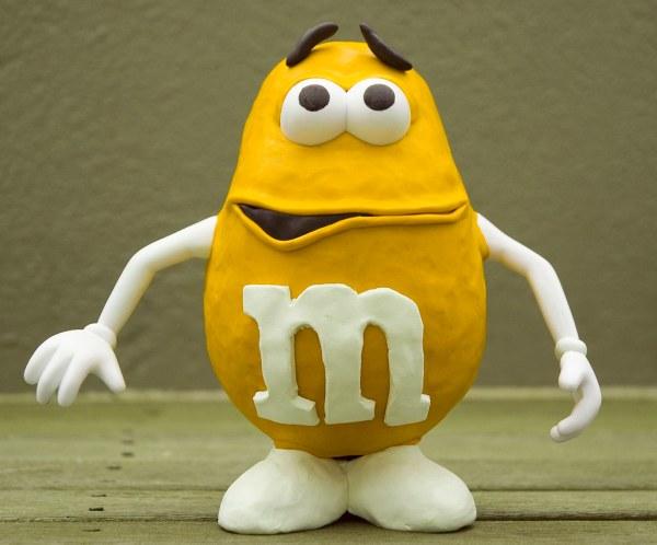 Yellow Potato Head Crispy &