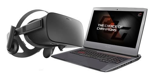 Oculus Rif esta quedando como el estándar de la realidad virtual.