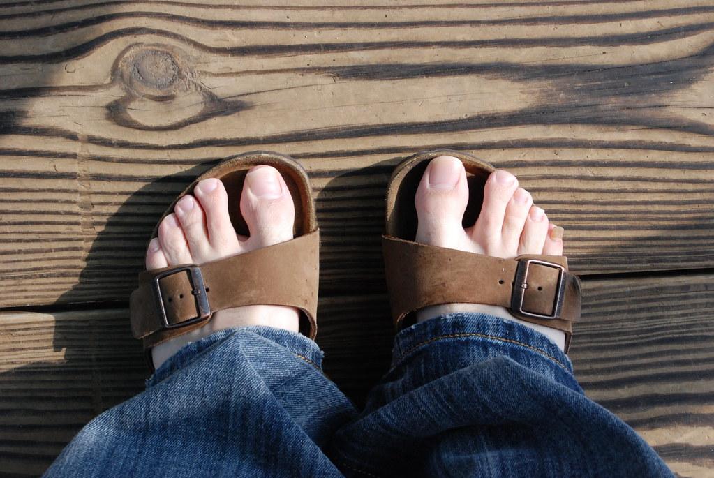 Nasty Feet I Really Need To Find My Toenail Clippers