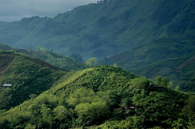 Paysage du Guatemala  Par un journe pluvieuse au Guatemala  Flickr