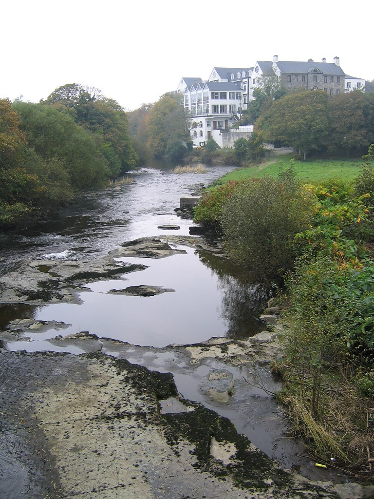 The Falls Hotel Ennistymon County Clare Ireland  Flickr
