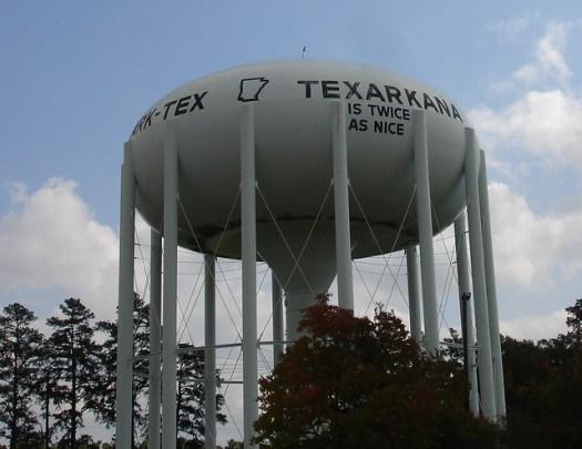 Texarkana Water Tower