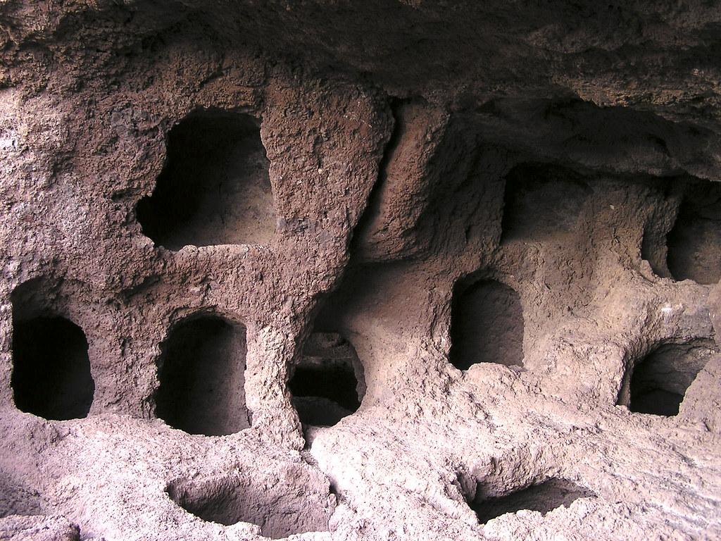 Cuevas Risco Pintado o La Audiencia Temisas Isla de Gran Canaria 06