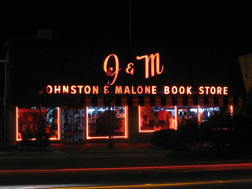 J & M Bookstore  Vicky Van Santen Flickr