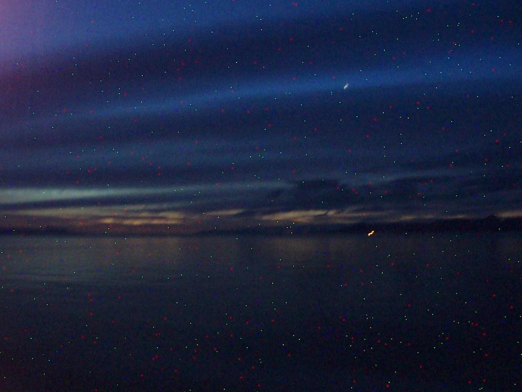 Boat Lights Night