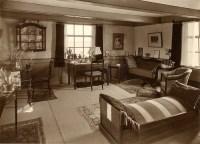 1930's, Veere, Dijkhuis, livingroom | See '1930's, Veere ...