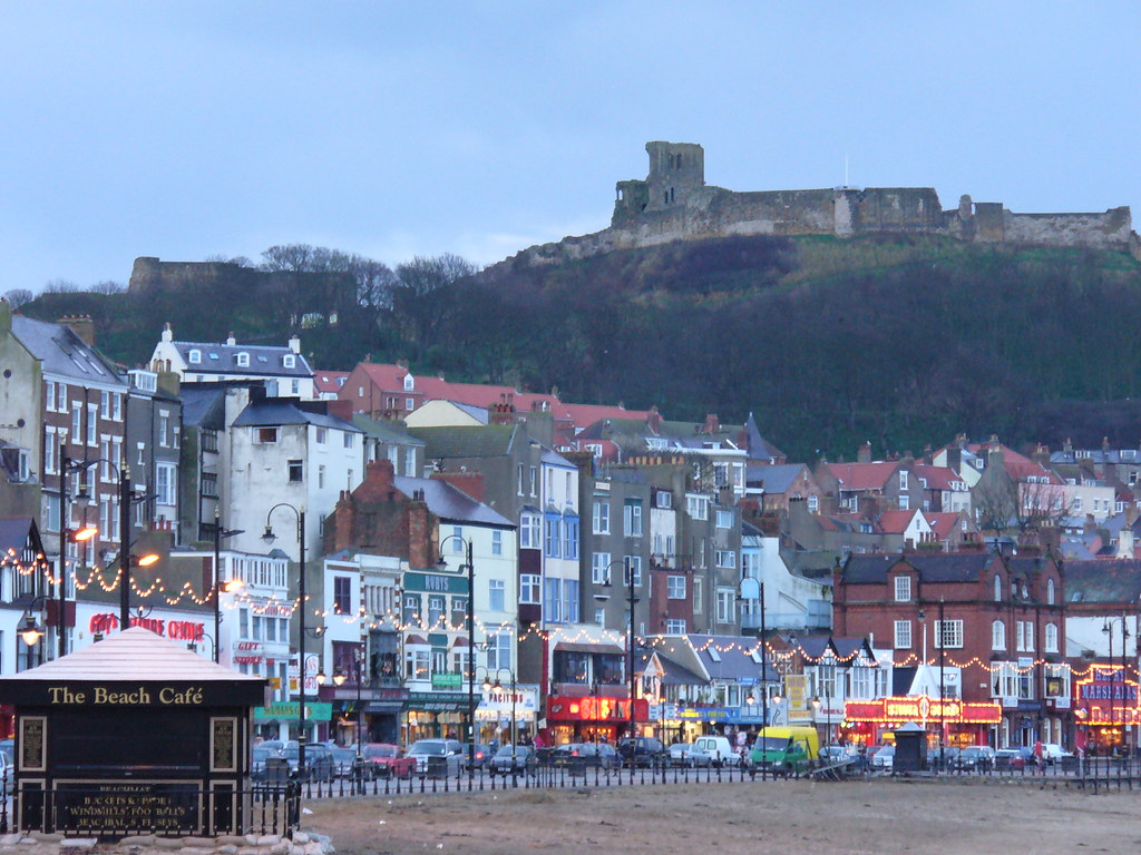 Scarborough Seafront Scarborough Sea Front With The