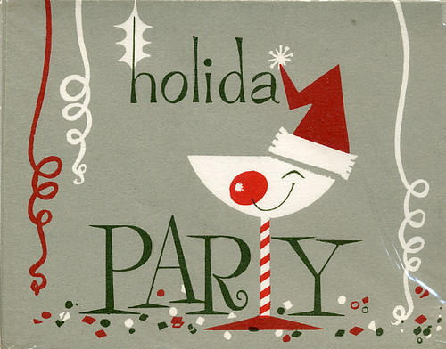Holiday Party Invites 10 Of Them In The Package Flickr