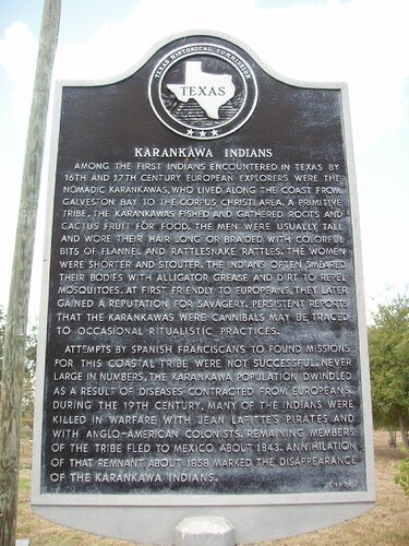 Karankawa Indians  Among the first Indians encountered in T  Flickr