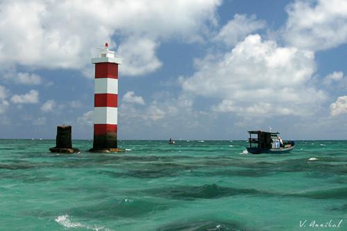 Farol Rio do Fogo  Defronte  praia de Perobas distante 5k  Flickr