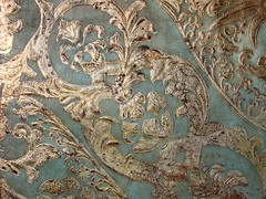 16th Century Wallpaper Still Hanging Strong At Erasmus